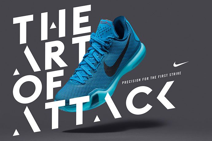 Kobe X The Art Of Attack