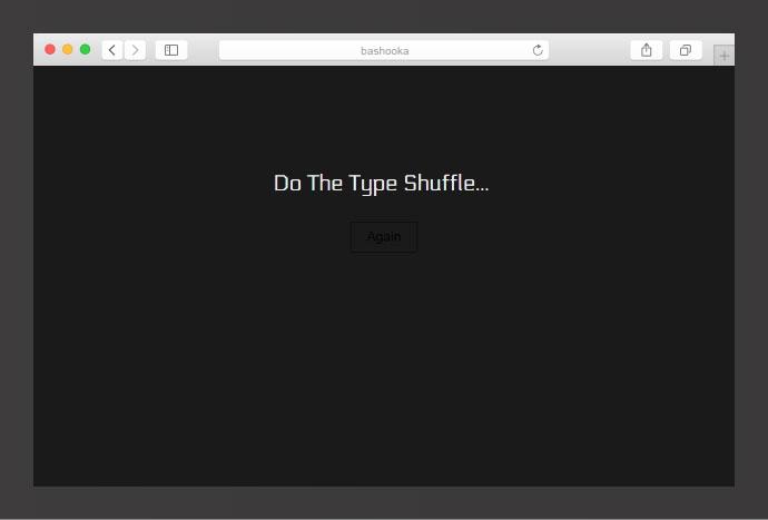 Type Shuffle