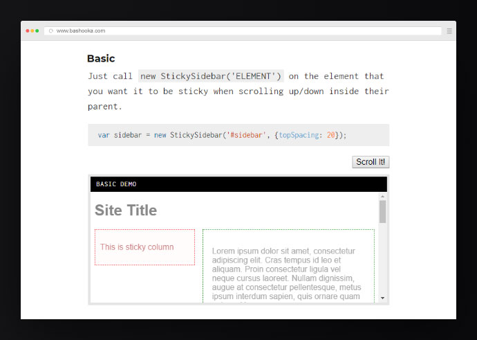 25 Awesome jQuery Plugins 2019 You Might Not Know – Bashooka