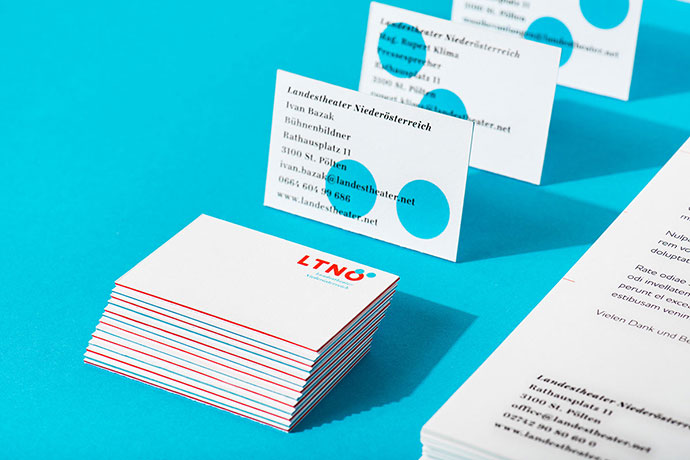 Business Card Redesign Concept