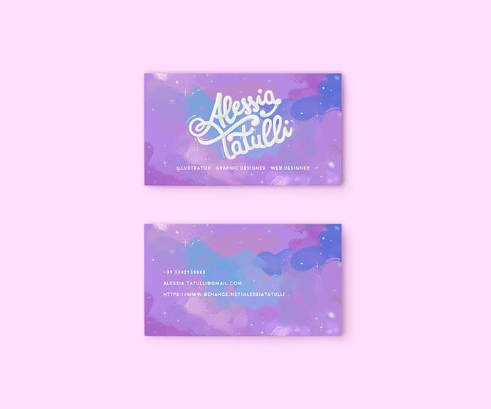 Alessia Tatulli | Personal Branding & Self-promotion Cv