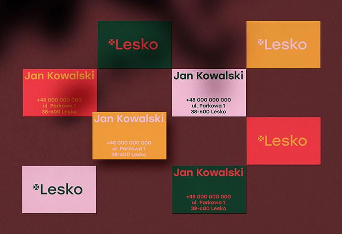 Branding Lesko