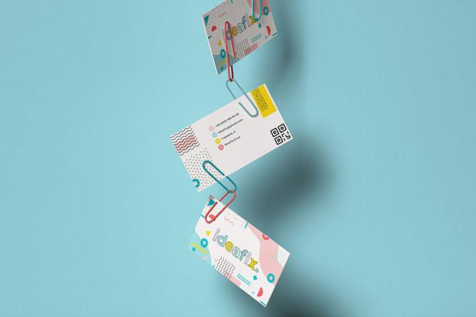 Ideafix. - Branding & Identity