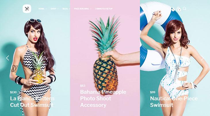 40 Gorgeous Lookbook Ecommerce WordPress Themes