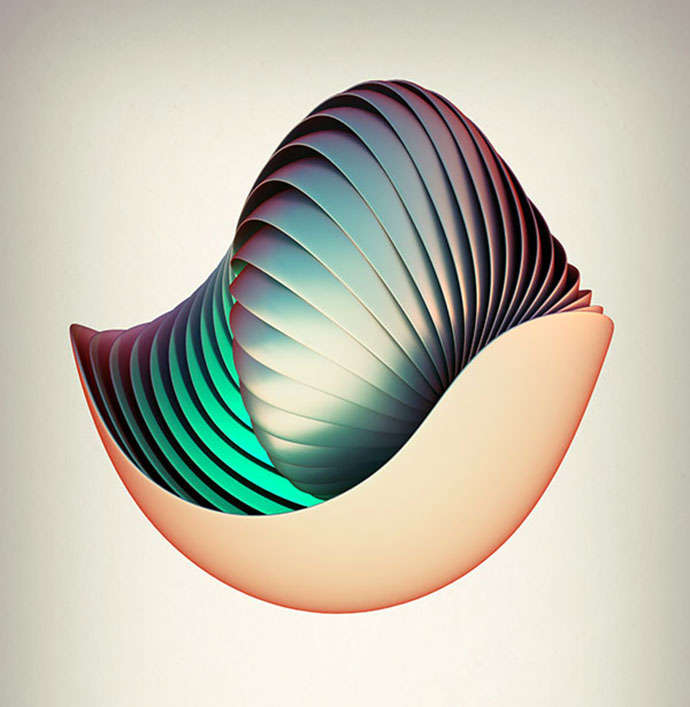 Revolved Forms