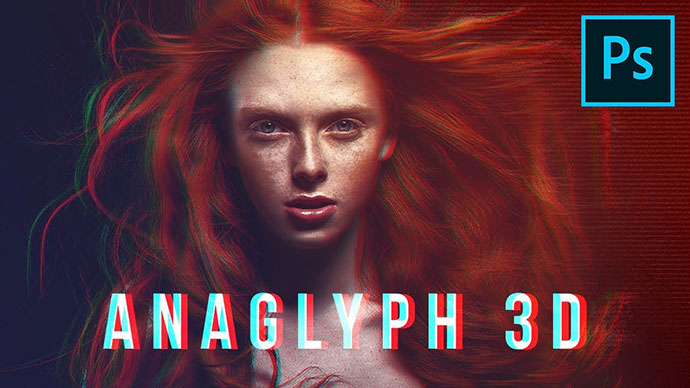 Actually Understanding Anaglyph 3d Effect In Photoshop
