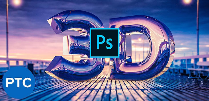 50 Useful 3D Text & Image Effect Photoshop Tutorial from Beginner to Advanced