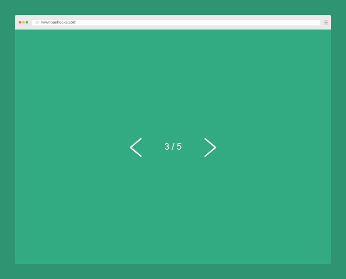 15 Awesome CodePen Demos for CSS Pagination – Bashooka