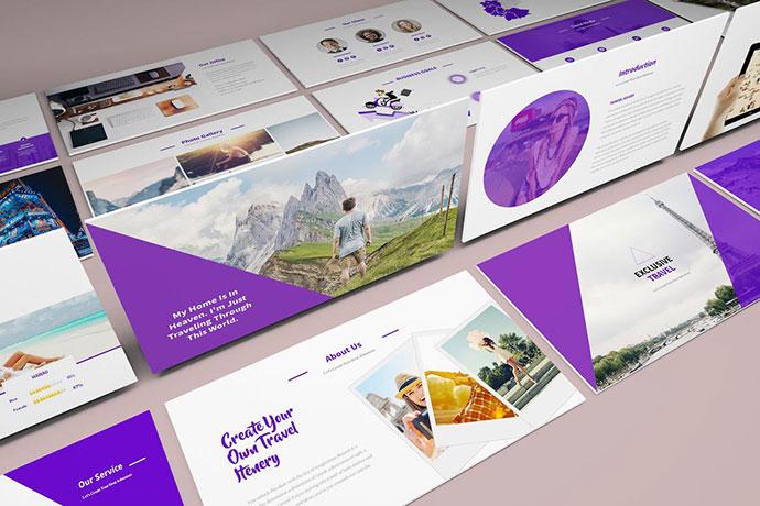 Travel Agency Powerpoint Presentation