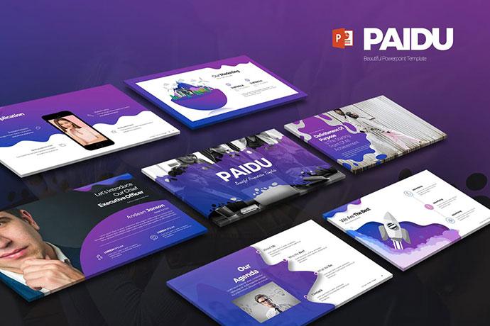 Paidu Powerpoint Presentation