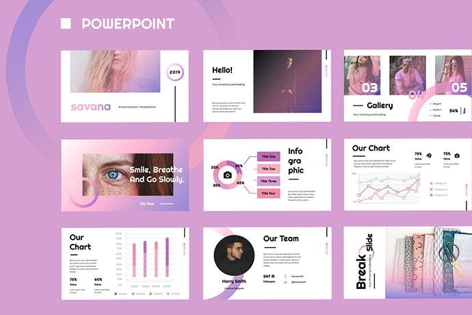 Savana Powerpoint Presentation