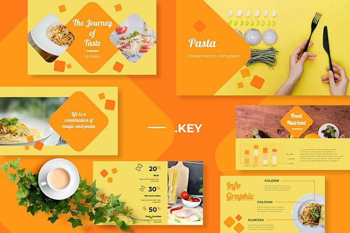 Pasta Restaurant Powerpoint Presentation