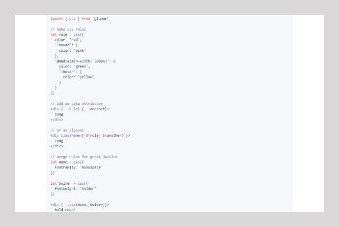 20 Helpful CSS in React JavaScript Libraries – Bashooka
