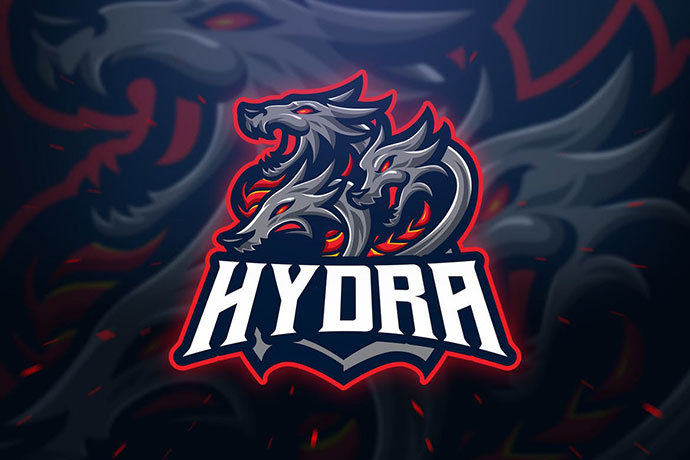 Hydra Sport and Esport Logo Template
