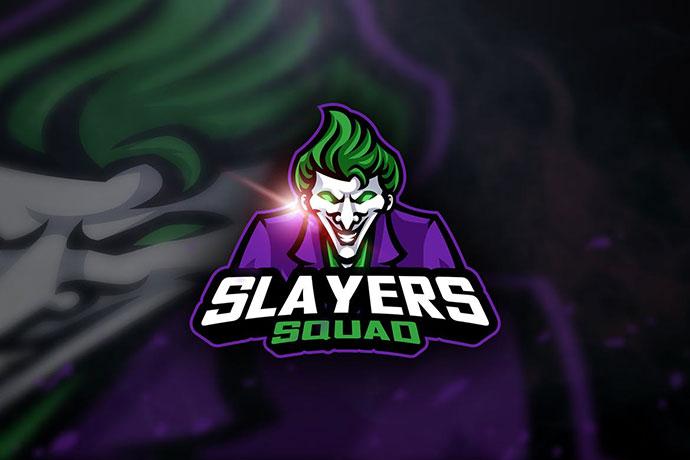 Joker - Mascot & Esport Logo
