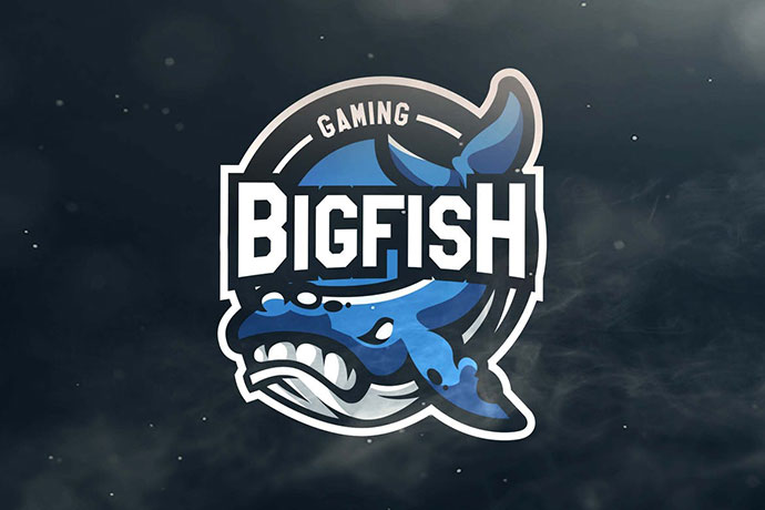 Bigfish Gaming Sport and Esports Logos