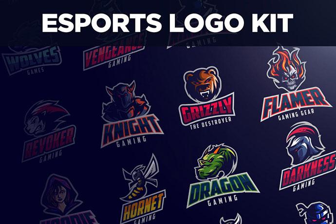 Esports Logo Kit