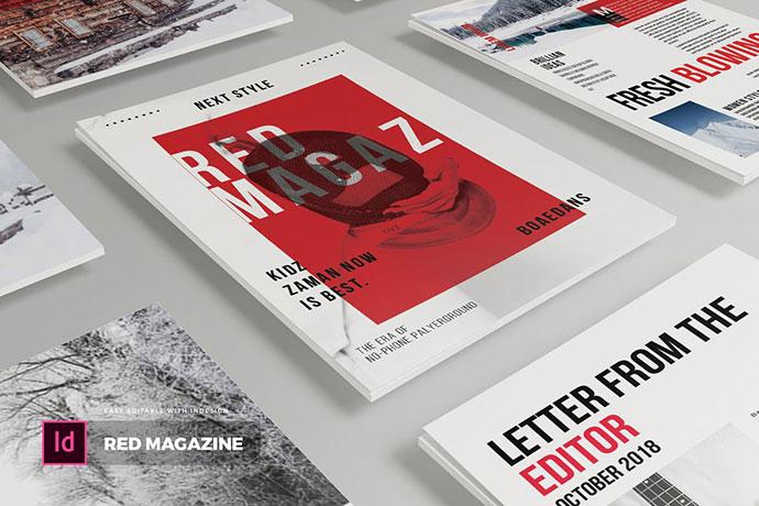 Red | Magazine