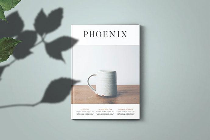 Phoenix Magazine Template