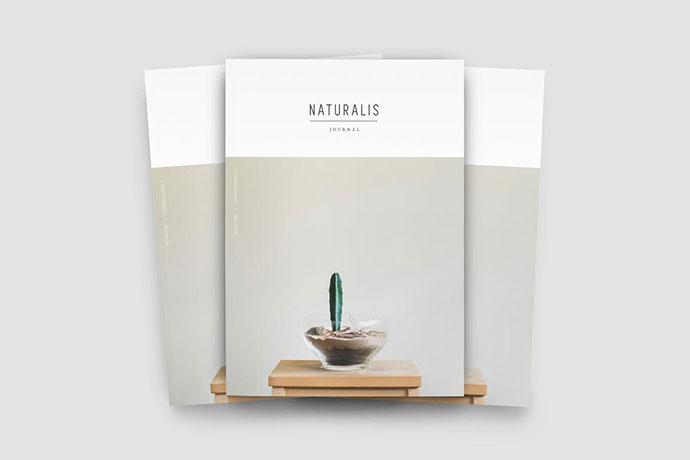 NATURALIS Lookbook / Magazine