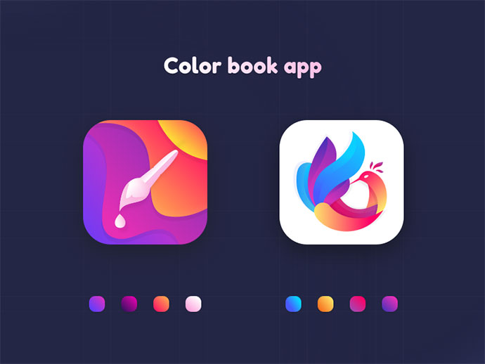 Color Book App