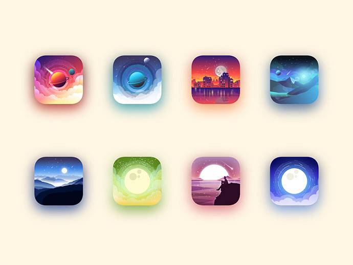 Icons Landscape Vol.2