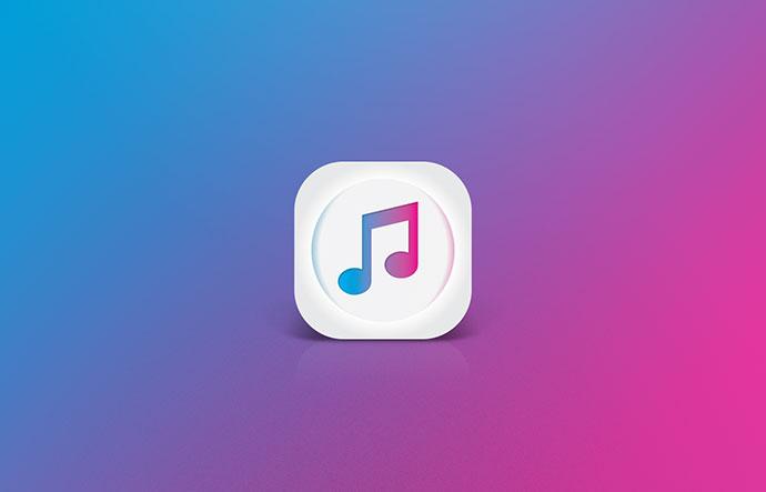 Flat App Icons.