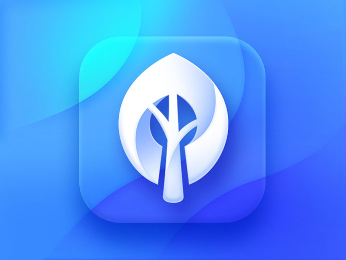 Wallpaper Tree App Icon