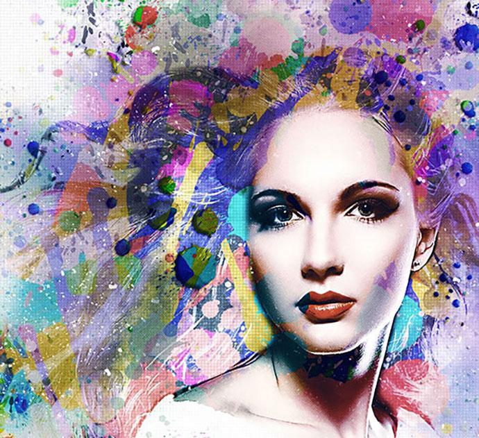 ColoreeXign Art | PS Action