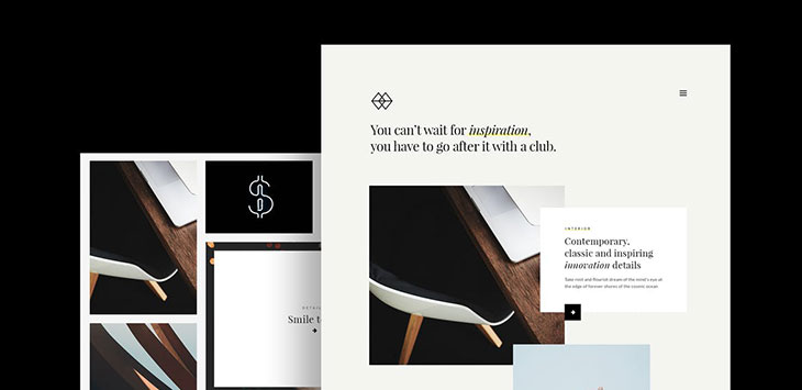 Top 40 WordPress Theme Design Porfolios 2019