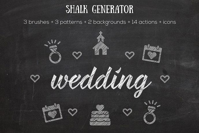 Chalk Generator