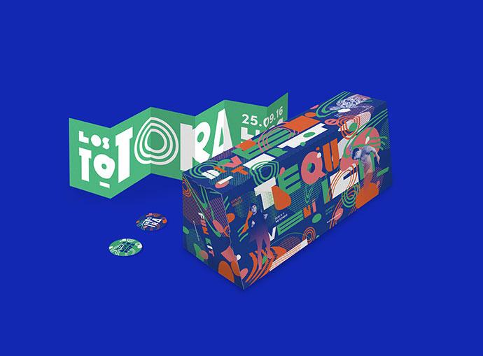 Los Totora. 360–music Branding.