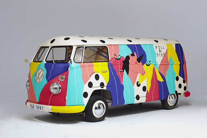 Pull&bear Van Project