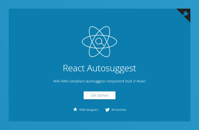 React Autosuggest