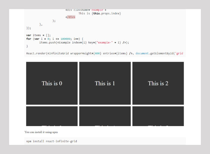 20 Helpful React Grid Layout Component Libraries – Bashooka