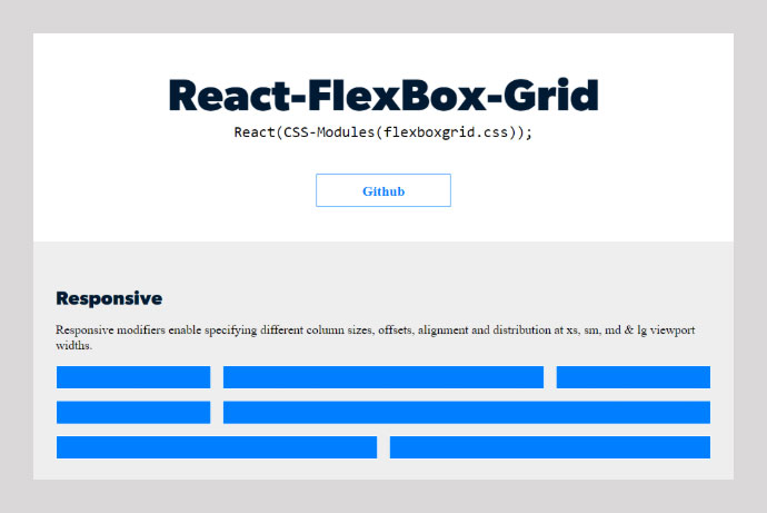 20 Helpful React Grid Layout Component Libraries – Bashooka
