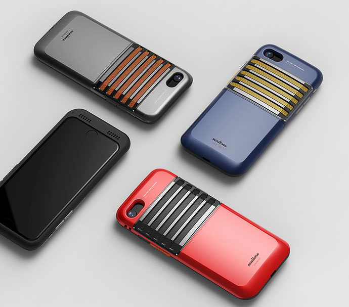 Walkie Talkie Smartphone Case (Realtone 5143_redesign)