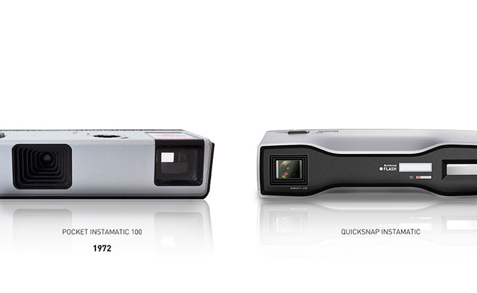 Redesign For Kodak Instamatic