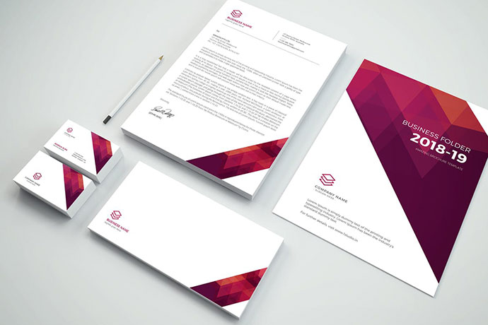 Branding Stationery Pack