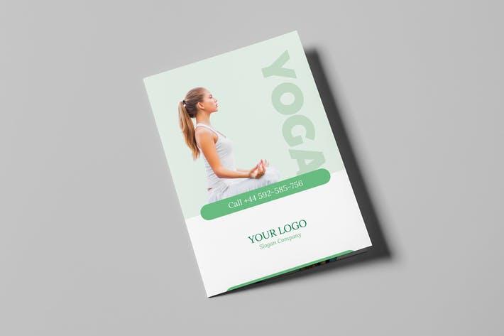 Brochure – Yoga Bi-Fold