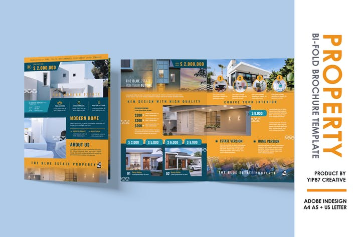 Property Bifold Brochure