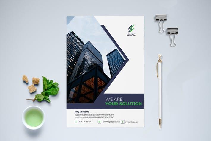 Creative Brochure Bi-Fold