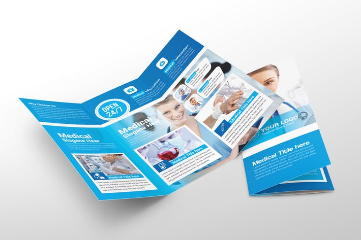 Medical Trifold Brochure