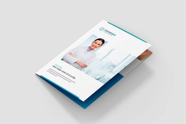 Brochure – Dentist Bi-Fold