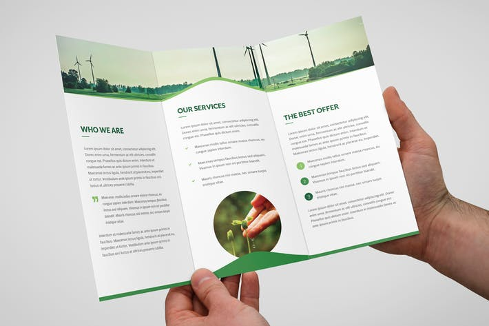 Brochure – Wave Multipurpose Tri-Fold