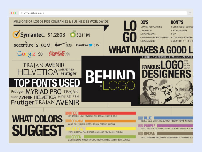 Graphic Design Cheat Sheets to Make Your Life Easier