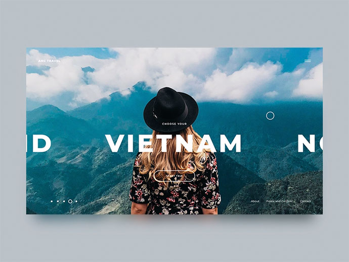 Travel Agency Concept