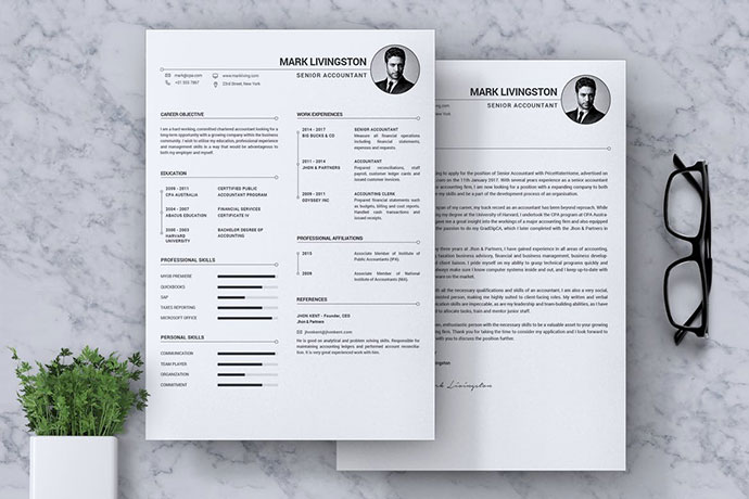 Accounting / Accountant CV Resume