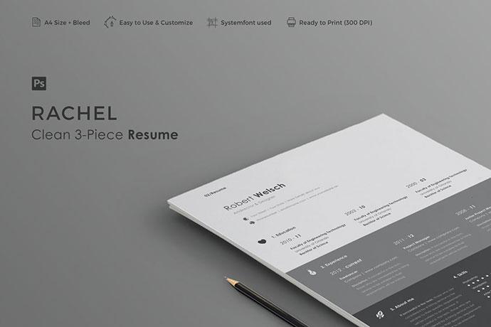 Resume | Rachel