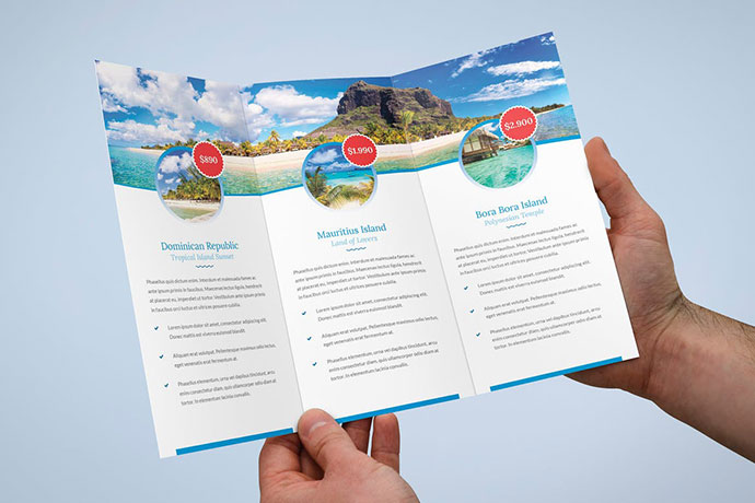 Brochure - Travel Agency Tri